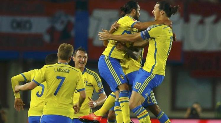 Asist Erkan'dan, gol Ibrahimovic'ten! (ÖZET)