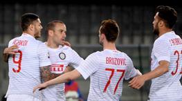 Inter kazanmayı hatırladı