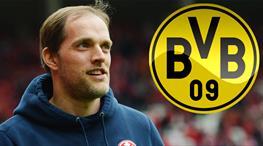 İşte Borussia Dortmund'un yeni teknik direktörü