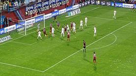 Maç golle başlıyordu