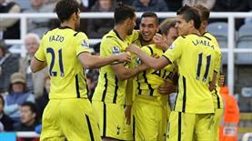 Tottenham üçlük attı (ÖZET)