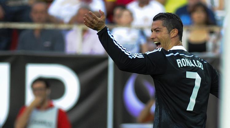 Ronaldo Real'i 'cehennemden' çıkardı!..