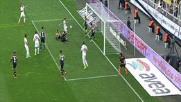 Saracoğlu'nu şoke eden gol!