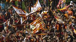 İşte Galatasaray'ın kutlama tarifesi