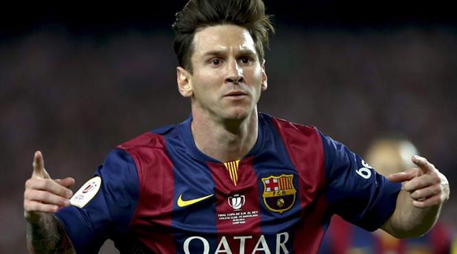 Messi gol atarsa tarihe geçecek!