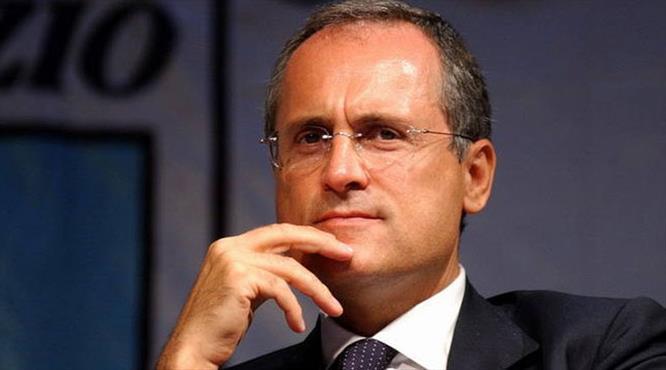 Lazio Başkanı'na polis baskını