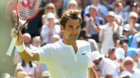 Federer devam, Kvitova tamam!..