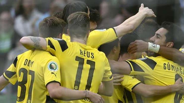 Dortmund dostluk maçı dinlemedi: 17-0!