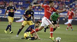 New York Benfica'ya şans tanımadı!..