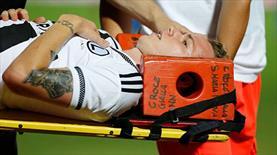 UEFA Kukuesi'ye acımadı