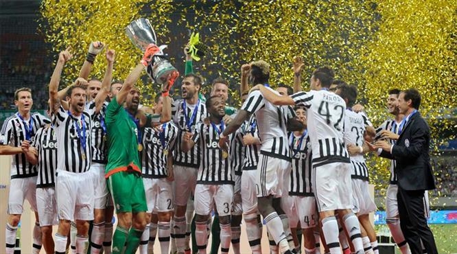 Juventus 'süper' başladı!..