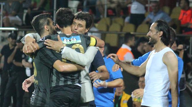 Akhisar'ın yeni golcüsü hızlı başladı