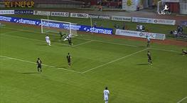İlk maçında golünü attı!