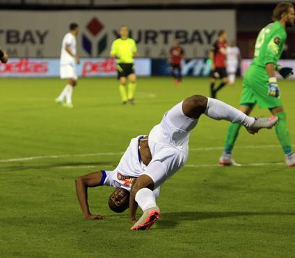 İşte Eskişehirspor - Çaykur Rizespor maçının özeti!