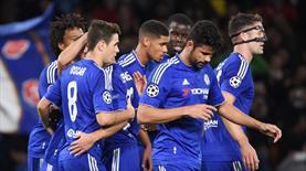 Chelsea Maccabi'yi dörtledi!