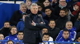 Chelsea Teknik Direktörü Hiddink'ten acı itiraf