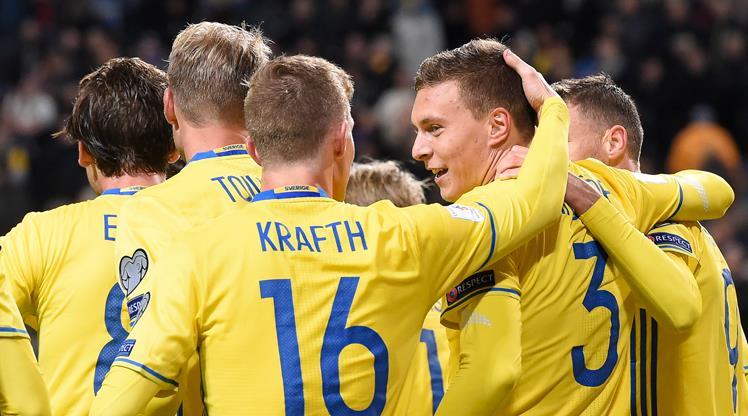 İsveç, 'Komşu'ya şans tanımadı