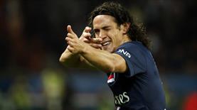 Fransa'da Eylül ayının futbolcusu Cavani seçildi!