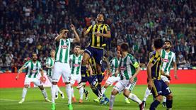Atiker Konyaspor - Fenerbahçe (DÜNDEN BUGÜNE)