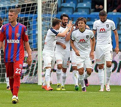 Kardemir Karabükspor - Medipol Başakşehir: 0-2  (ÖZET)