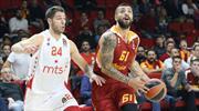 Galatasaray Odeabank-Kızılyıldız: 83-85 (ÖZET)