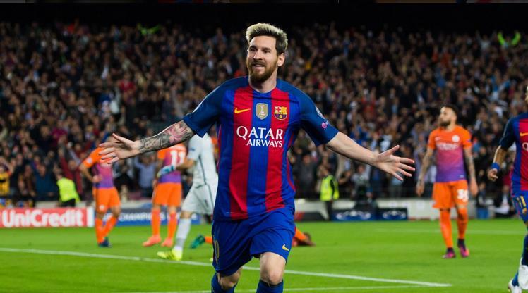 Messi için sıradan bir gün! Yine en iyi seçildi!