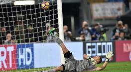 Bu bakış her şeyi anlatıyor! Bu golü Roma da beklemiyordu!