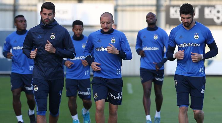 Fenerbahçe Konya'ya hazır