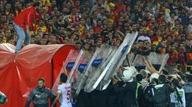 Eskişehirspor'dan polislere suç duyurusu