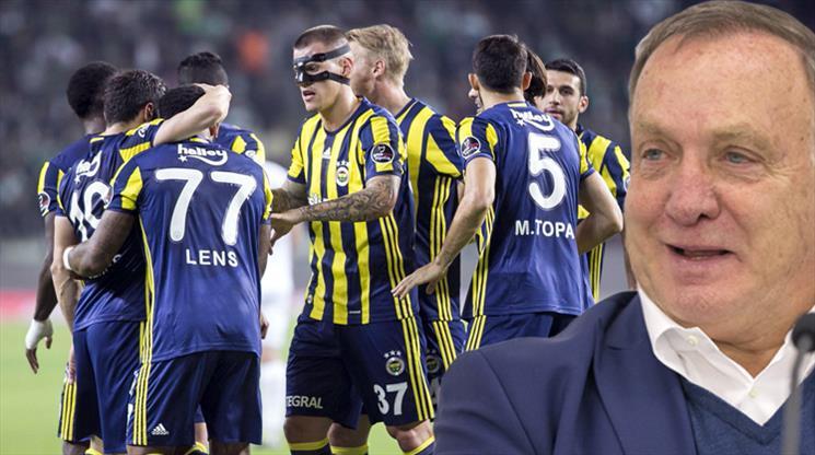 Konyaspor galibiyeti Fenerbahçe'de moralleri yerine getirdi