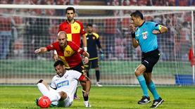 Göztepe son dakika penaltısıyla!