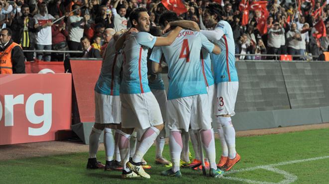 Türkiye - Kosova:2-0 (ÖZET)
