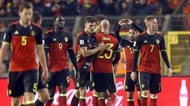 Belçika'dan gol şov: 8-1