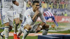Rekorların adamı Ronaldo! Derbi tarihine geçti