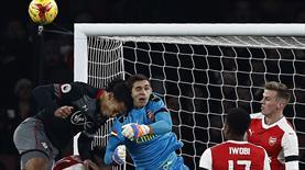Arsenal havlu attı!