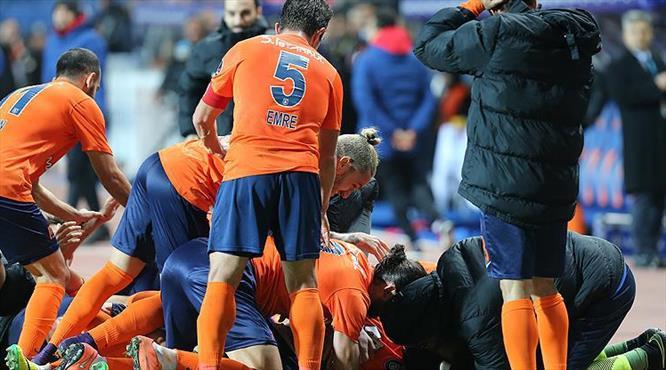 Başakşehir 21 maçtır kaybetmiyor
