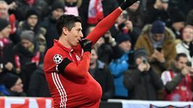 Lewandowski böyle istedi!