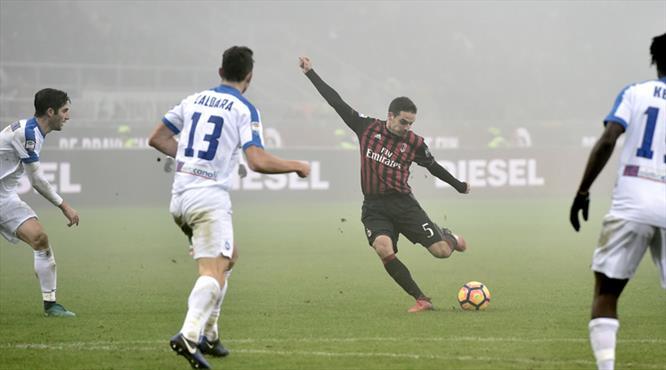 Milan Atalanta'ya diş geçiremedi! (ÖZET)