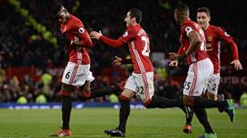 Manchester United-Middlesbrough: 2-1 (ÖZET)