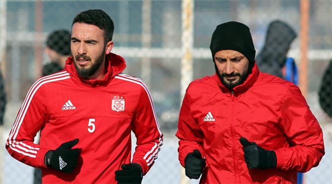 Sivasspor'da 7 gitti, 7 geldi!
