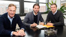Weidenfeller 2017'ye kadar Dortmund'da