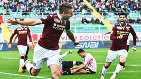 Immobile Palermo'yu yıktı geçti! (ÖZET)
