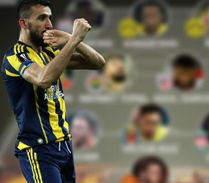 Mehmet Topal Avrupa'ya damga vurdu!