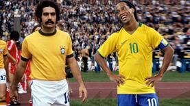 İşte Ronaldinho'nun hayran olduğu futbolcu