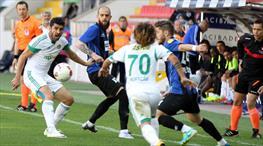 6 puanlık maç Urfa'nın