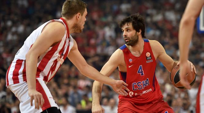 İlk Final-Four bileti CSKA'nın! (ÖZET)