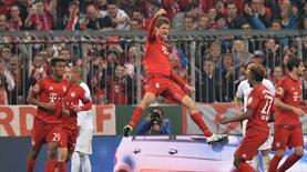 Müllerden sevgilerle... Bayern finalde!..