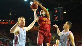 Strasbourg - Galatasaray Odeabank: 66-62