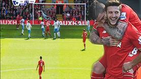 Anfield Road'u çıldırtan gol! Bu golü izlemeyen üzülür...