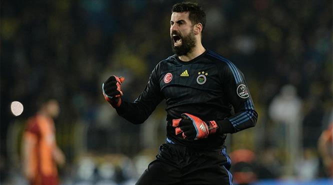 Fenerbahçe kalecisi Volkan Demirel'den açıklamalar